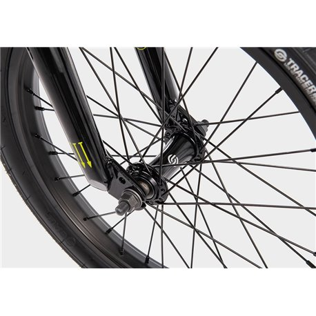 Spokes Alienation Black 188 mm 50 pcs.