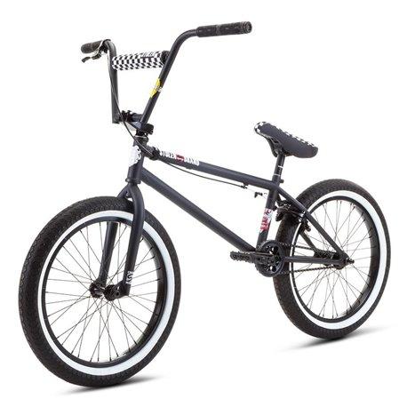 Велосипед BMX Stolen 2021 SINNER FC LHD 21 черный с белым