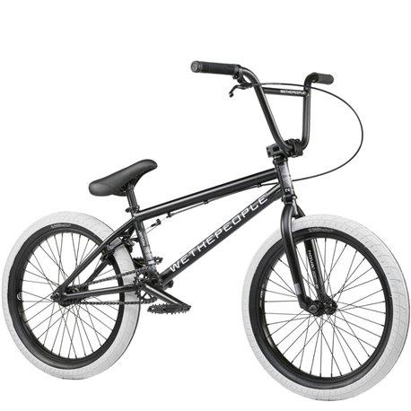 Велосипед BMX Wethepeople Nova 2021 20 черный матовый