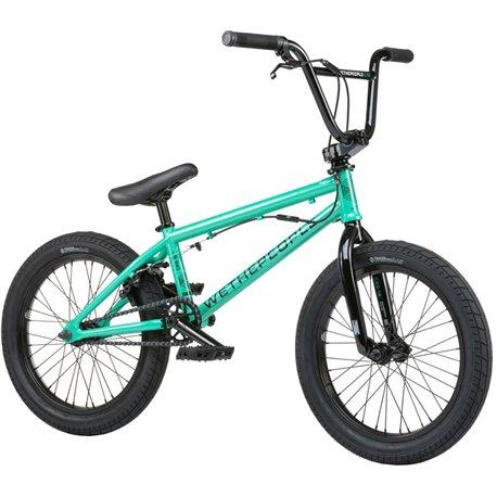 Велосипед BMX Wethepeople Curse 18 FS 2021 металик зеленая сода