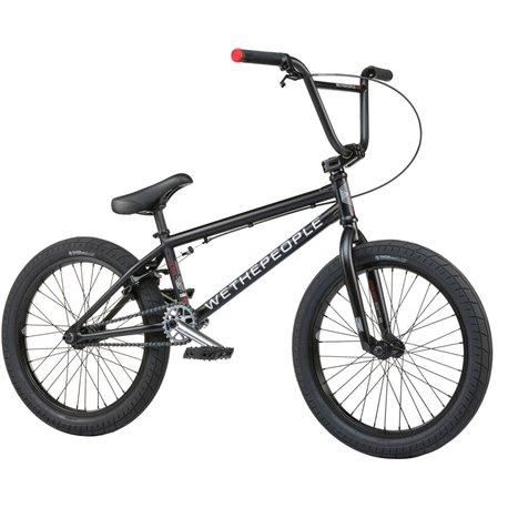 Велосипед BMX Wethepeople Curse FC 2021 20.25 черный матовый