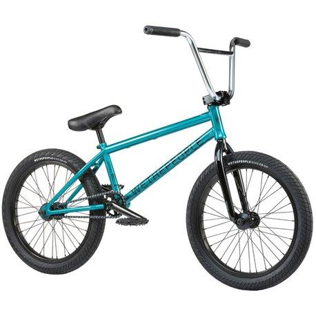 Велосипед BMX Wethepeople Crysis 2021 20.5 миднайт зеленый