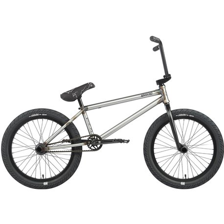 Kink Backwoods 20.75 black Frame