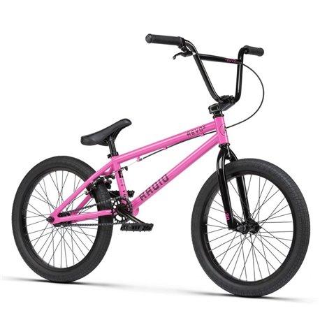 Велосипед BMX Radio REVO 2021 20 розовый