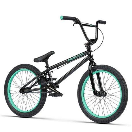 Велосипед BMX Radio SAIKO 2021 19.25 черный