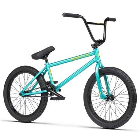 Велосипед BMX Radio DARKO 2021 20.5 зеленый