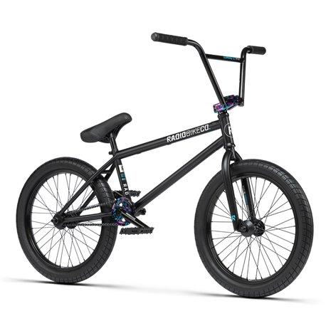 Велосипед BMX Radio Comrad 2021 21 черный
