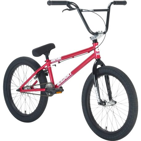 WeThePeople CRS 20.25 2019 matt black BMX bike
