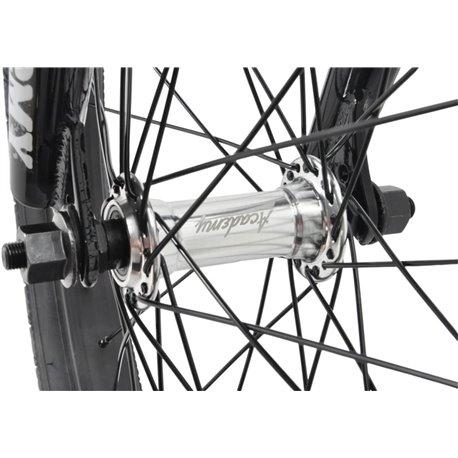 WeThePeople ARCADE 20.5 2019 translucent green BMX bike
