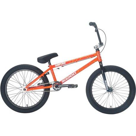 WeThePeople ARCADE 21 2019 matt black BMX bike