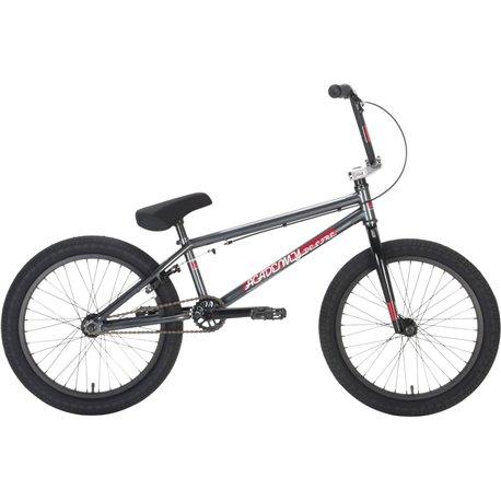 WeThePeople REASON 20.75 2019 matt black BMX bike