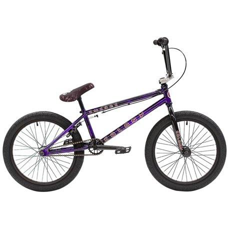WeThePeople TRUST RSD 21 2019 matt black BMX bike