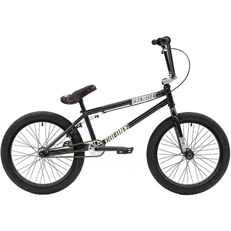 Mongoose LEGION L60 20.5 black 2019 BMX bike