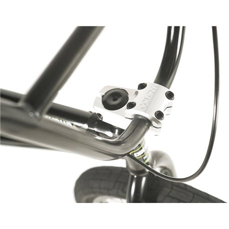 Radio SAIKO 19.25 2019 matt black BMX bike
