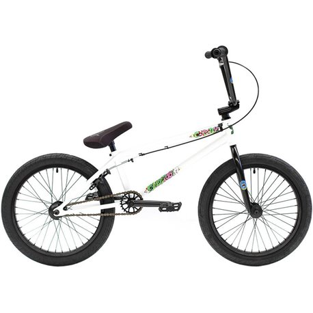 Radio SAIKO 19.25 2019 matt metallic lime BMX bike