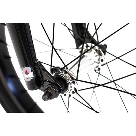 GT SLAMMER 20 2019 raw BMX bike