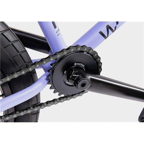 Armour Bikes Universal 14 mm Silver Hubguard