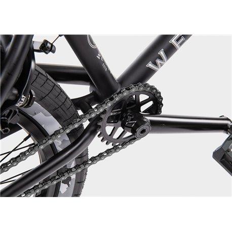 Volume VLM Team Flangeless 150 mm black with white Grips
