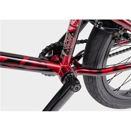 Demolition Hucker`s Hammerhead S 2.25 white with black wall tire
