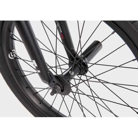 Armour Bikes Polaris Black BMX Barends