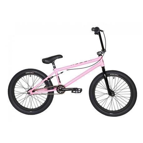 Велосипед BMX KENCH 2020 20.5 Hi-Ten розовый