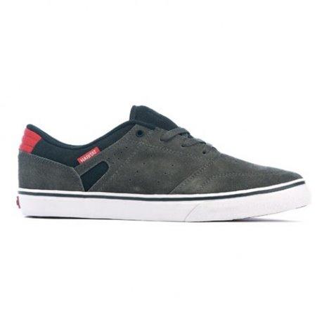 Sneakers Habitat Getz Dark-Gray Size 8.5