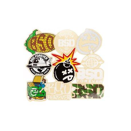 BSD 2018 stickerpack