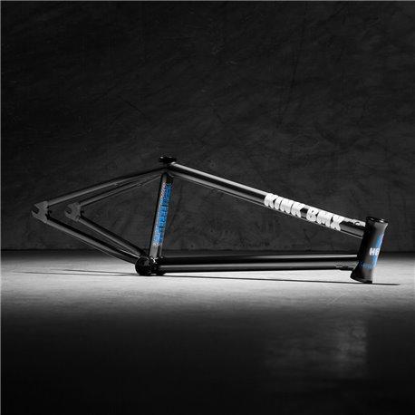 Рама BMX KINK Williams 21 черная