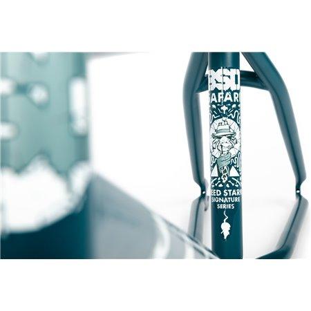 """Пега BMX Federal 4.5"""" Plastic / Alloy 14мм черная"""