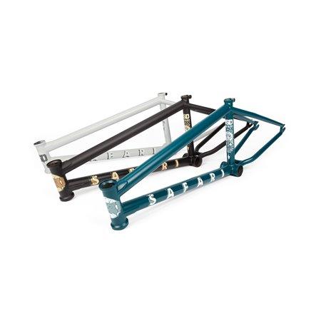"""Пега BMX Federal 4.5"""" Plastic / Chromoly 14мм черная"""