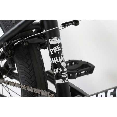 G-Sport Marmoset Black Hub Front