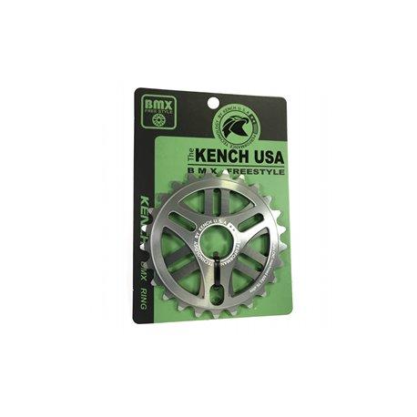 Звезда KENCH 6mm 25T CNC серый
