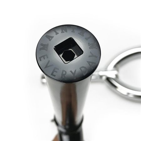 Рулевая ring Armour Bikes 10 mm Oil Slick (нефтяное, масляное) рулевая