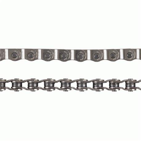 Цепь BMX Stolen Balland Half Link серебро