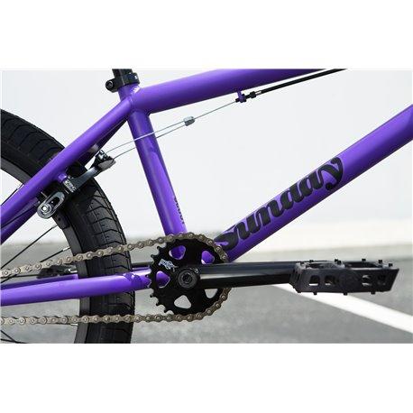 S&M Hoder 8.625 Black BMX Bar