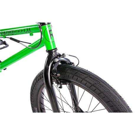 BSD Safari 2019 20.6 flat raw BMX frame